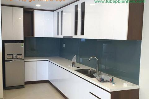 Tủ bếp đẹp, tủ bếp sinh cho nội thất nhà phố - ...