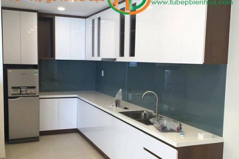 Tủ bếp đẹp, tủ bếp xinh cho nội thất nhà phố - chung cư đẹp.