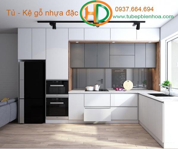 tủ bếp nhựa đẹp 2020 hd4