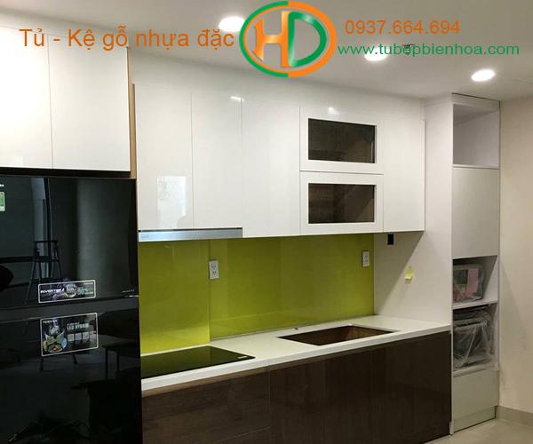 tủ bếp xinh hd10