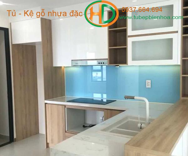 tủ bếp xinh hd7