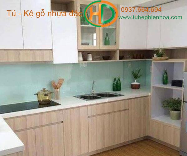 tủ bếp xinh hd9