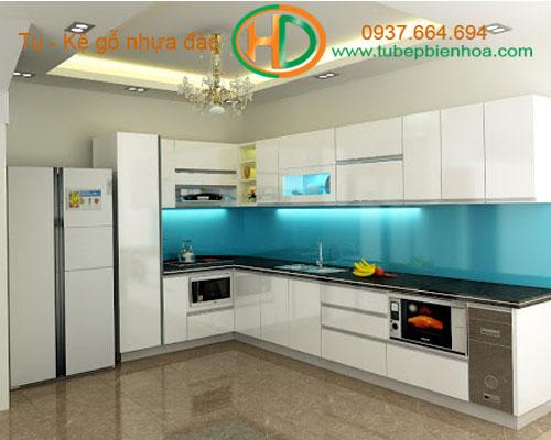 tủ bếp hiện đại 2021 3