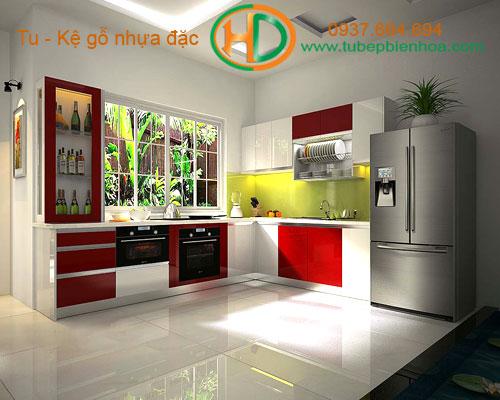 tủ bếp hiện đại 2021 5