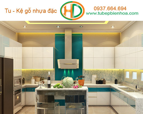 tủ bếp hiện đại 2021 7