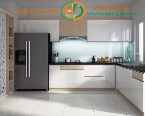 tủ bếp hiện đại 2021 8