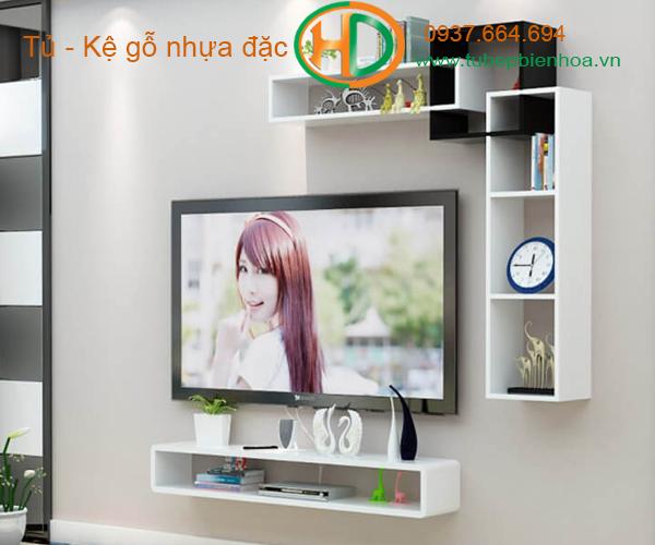 khung kệ nhựa để tivi 6