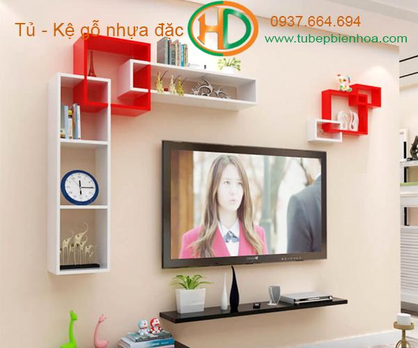 khung kệ nhựa để tivi hd5
