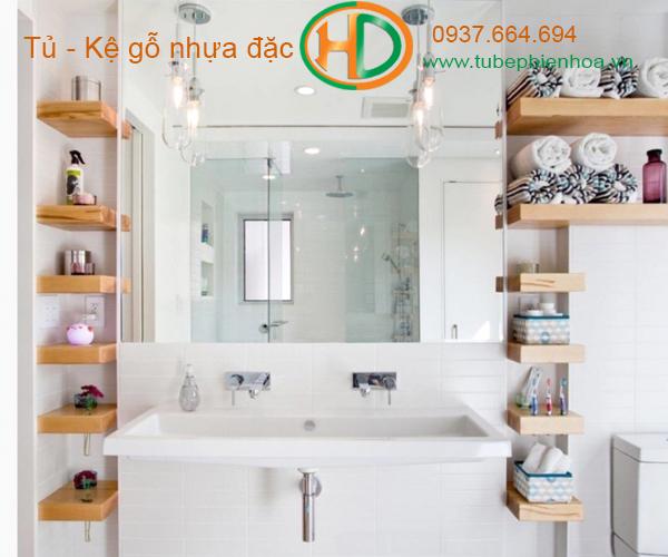 khung kệ phòng tắm 5