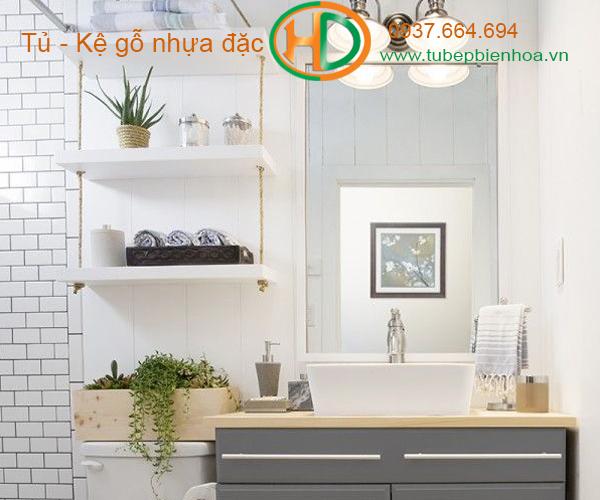 khung kệ phòng tắm 9