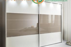 Tủ quần áo nhựa Laminate cao cấp độ bền màu cao