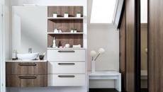 Thiết kế gia công lắp đặt hoàn thiện tủ phòng tắm nhựa cao cấp tại Nhơn ...