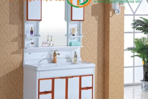 Tủ phòng tắm nhựa đặc cao cấp Biên Hòa