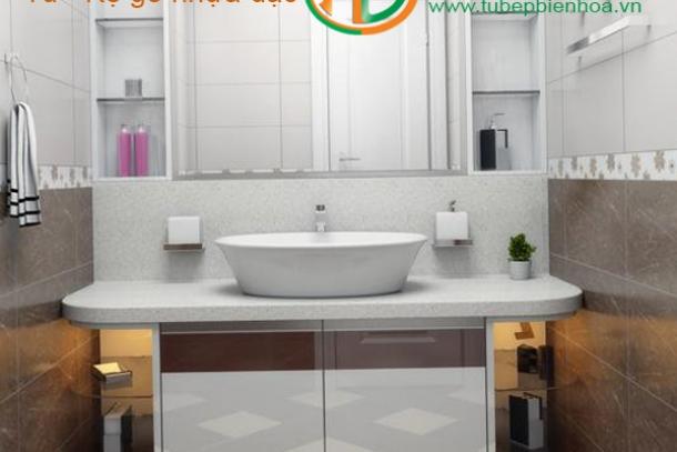 Sản xuất và thiết kế các mẫu tủ phòng tắm cao cấp