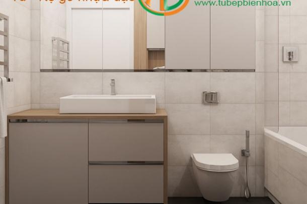 Nơi sản xuất tủ phòng tắm cao cấp tại Long Thành-Đồng Nai uy tín