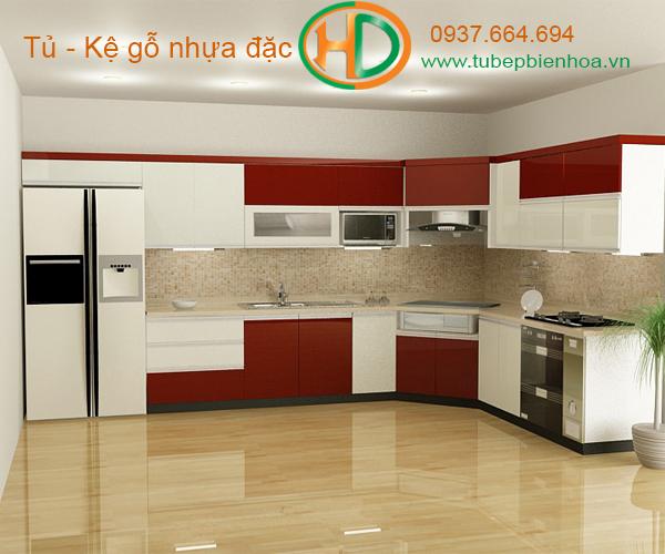 tủ bếp nhơn trạch 1