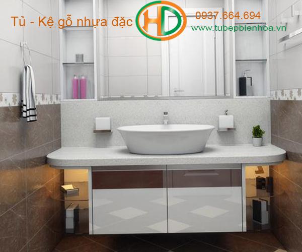 tủ phòng tắm nhựa 1