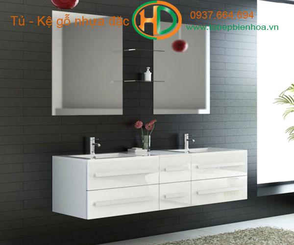 tủ phòng tắm nhựa Biên Hòa 1