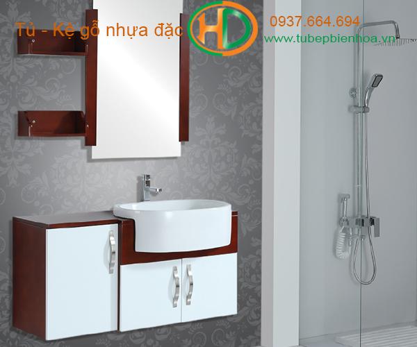 Tủ phòng tắm nhựa cao cấp
