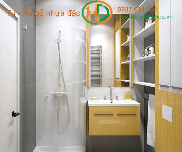 tủ phòng tắm nhựa đặc biên hòa 1