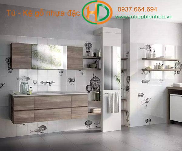tủ phòng tắm nhựa đặc cao cấp biên hòa 2