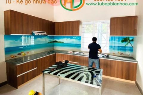 Tủ bếp nhựa đặc cao cấp chống thấm - chống ẩm ...