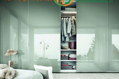 Những mẫu thiết kế tủ quần áo đẹp cho nội thất ...