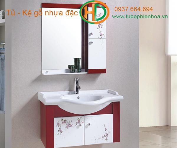 tủ phòng tắm nhựa cao cấp long thành 5