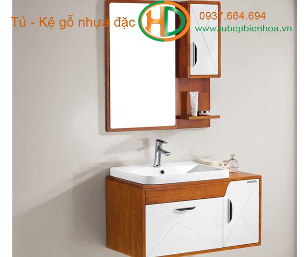 tủ phòng tắm nhựa cao cấp Long thành 8