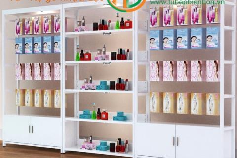 Khung kệ trưng bày sản phẩm trong Siêu Thị hay các Cửa ...