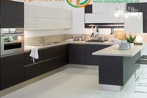 Tủ bếp nhựa-Tủ bếp nhựa cao cấp giá rẻ tại Biên ...