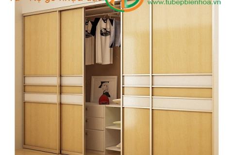 Sản xuất, thiết kế tủ quần áo nhựa bốn cánh mở ...