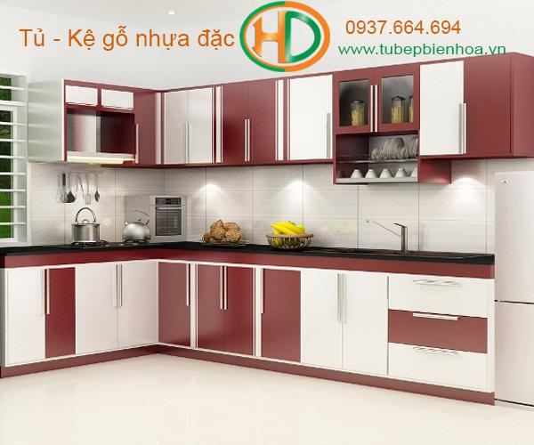 tủ bếp hiện đại biên hòa 3