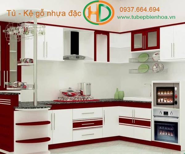 tủ bếp hiện đại biên hòa 5