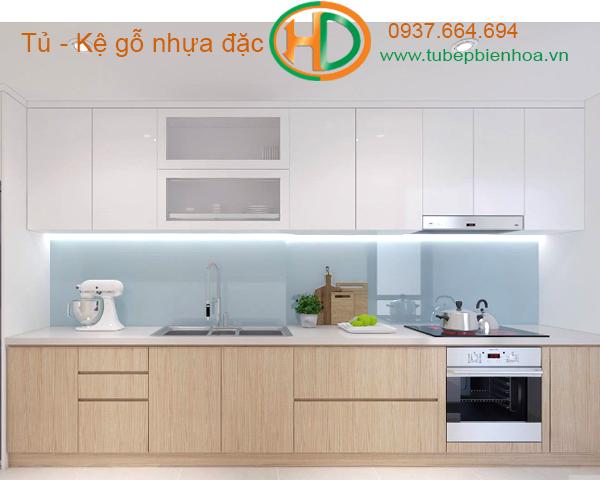 tủ bếp nhựa cao cấp giá rẻ 10