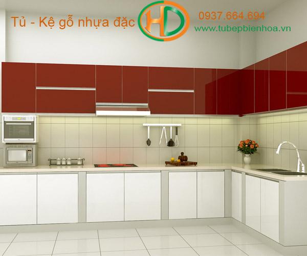 tủ bếp nhựa cao cấp giá rẻ 3