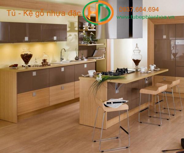 tủ bếp nhựa cao cấp giá rẻ 4