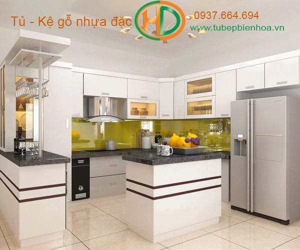 tủ bếp nhựa cao cấp giá rẻ 8