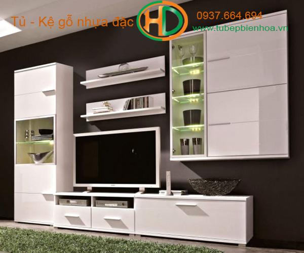 tủ kệ nhựa cao cấp nội thất phòng khách 2