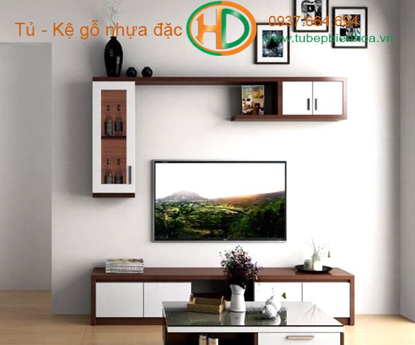 tủ kệ nhựa cao cấp nội thất phòng khách 3