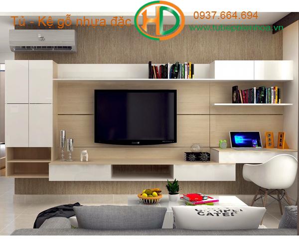 tủ kệ nhựa cao cấp nội thất phòng khách 4