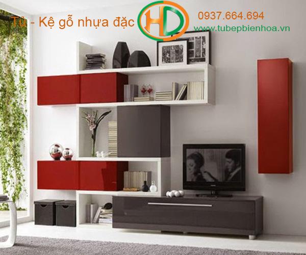 tủ kệ nhựa cao cấp nội thất phòng khách 6