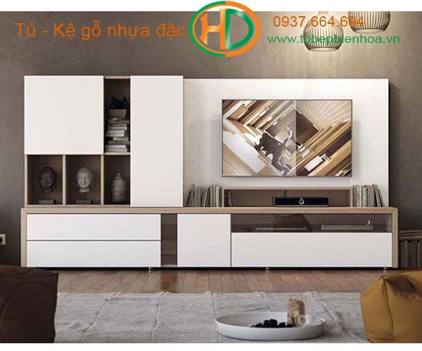 tủ kệ nhựa cao cấp nội thất phòng khách 7