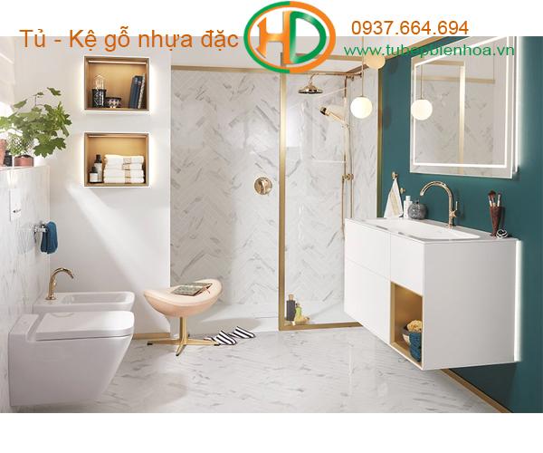 tủ phòng tắm nhựa cao cấp pvc 10