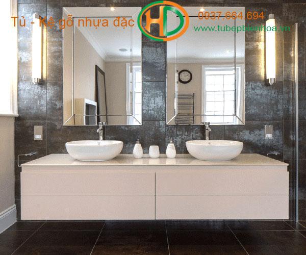 tủ phòng tắm nhựa cao cấp pvc 2