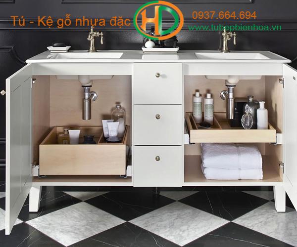 tủ phòng tắm nhựa cao cấp pvc 3