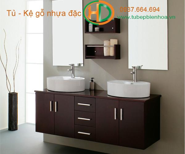 tủ phòng tắm nhựa cao cấp pvc 4
