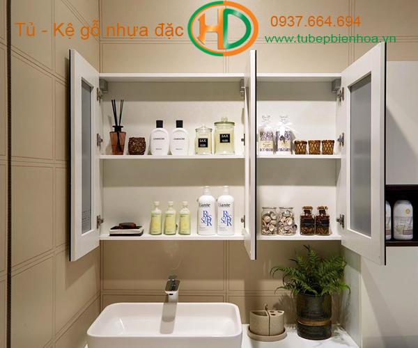 tủ phòng tắm nhựa cao cấp pvc 5