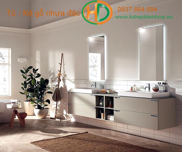 tủ phòng tắm nhựa cao cấp pvc 7