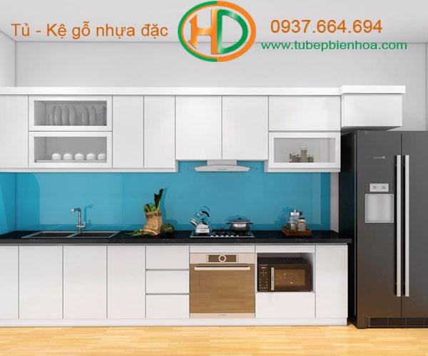 tủ bếp nhựa acrylic biên hòa 4